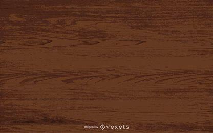 Textura de madeira em tons marrons