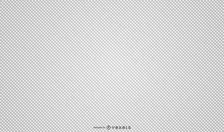 Textura de malla 3D blanca