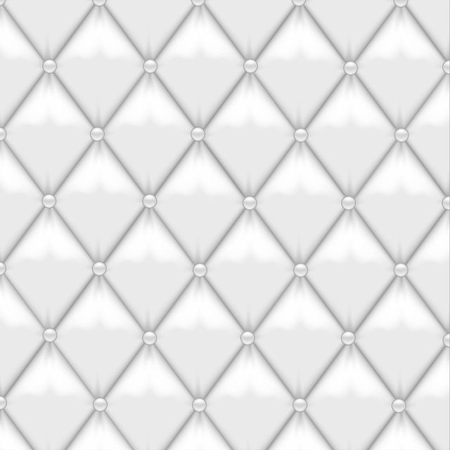 White Leather Upholstery Vector Download