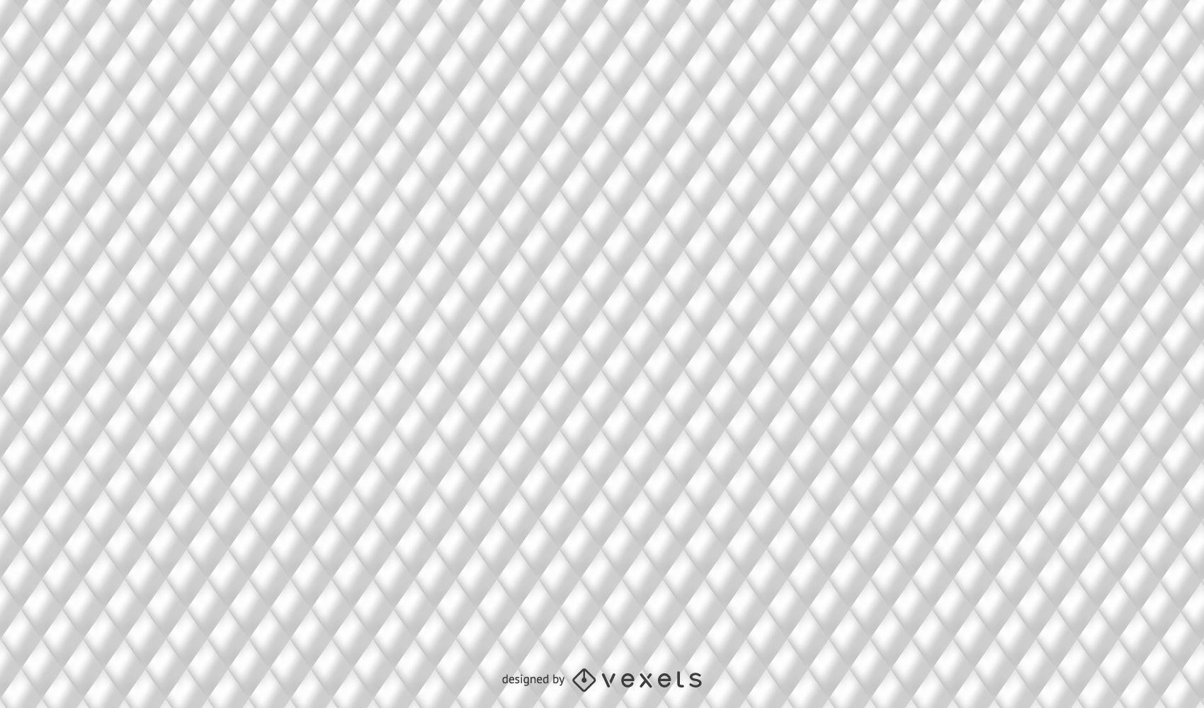 Textura acolchada blanca