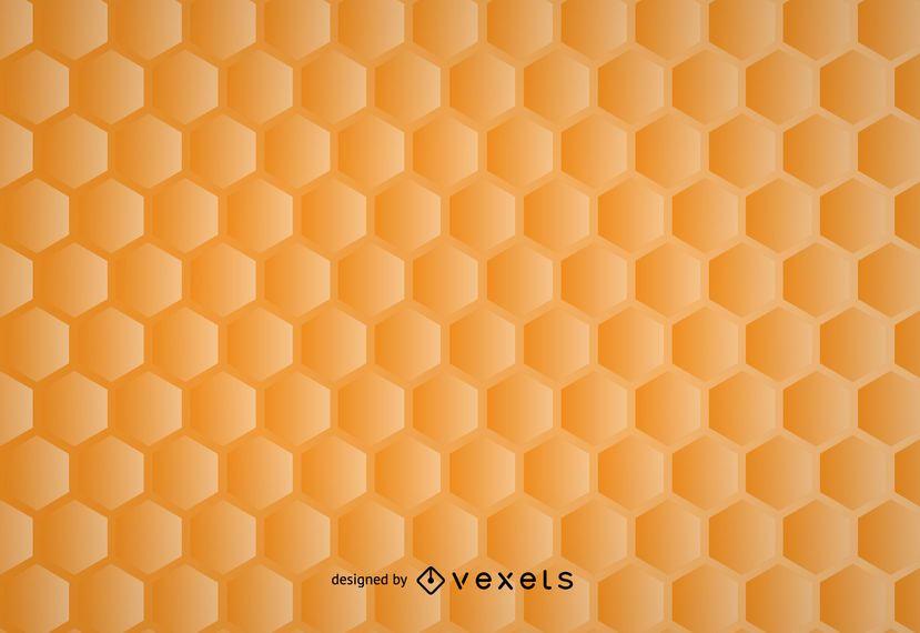 Honig-Textur