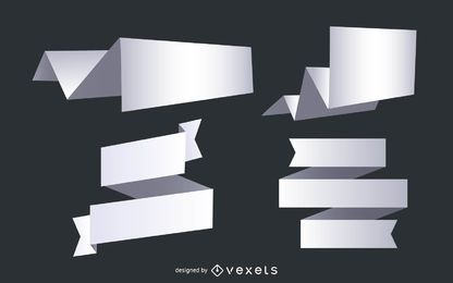 Paper Shapes with Shadows
