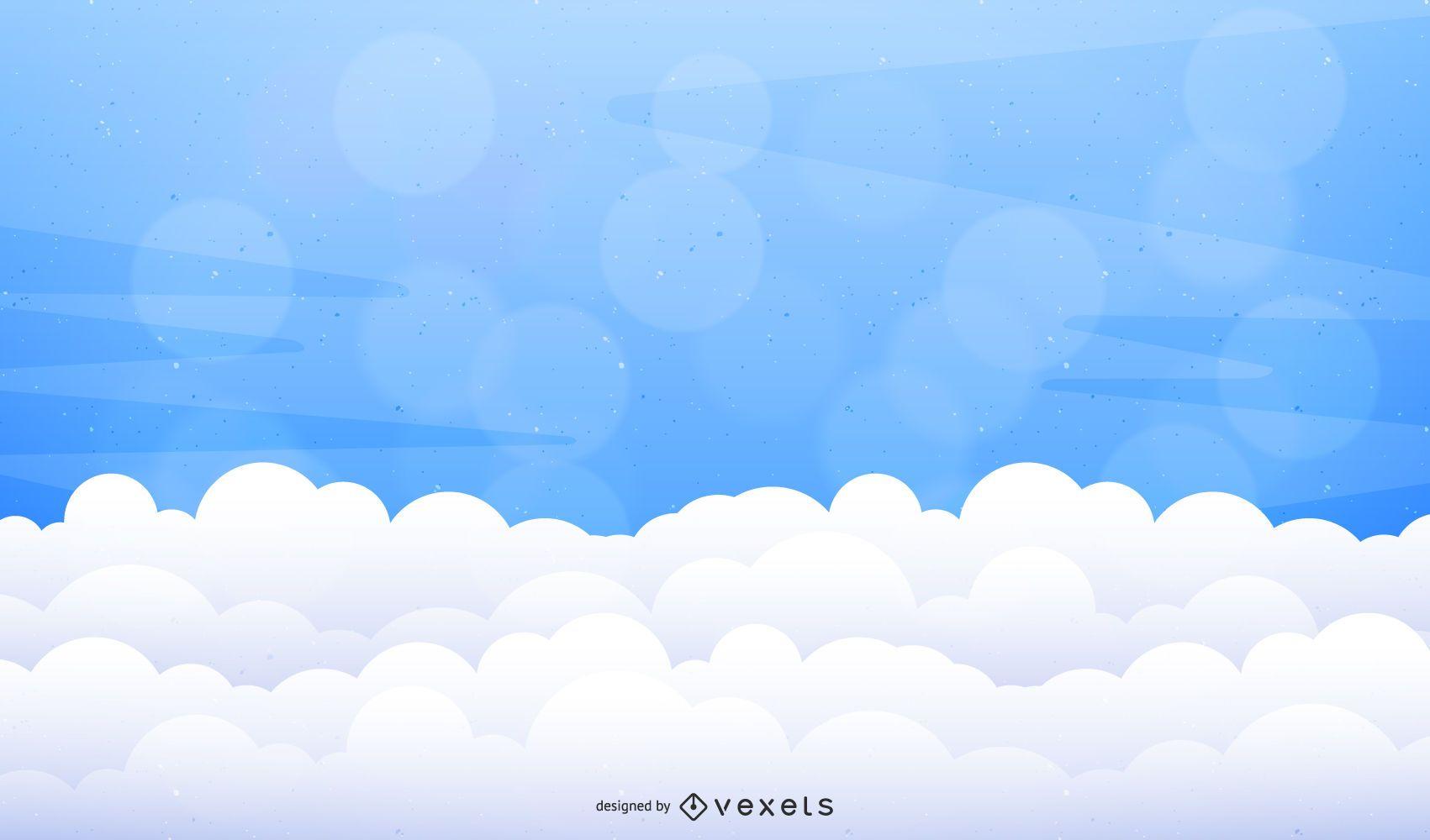 Nubes vectoriales