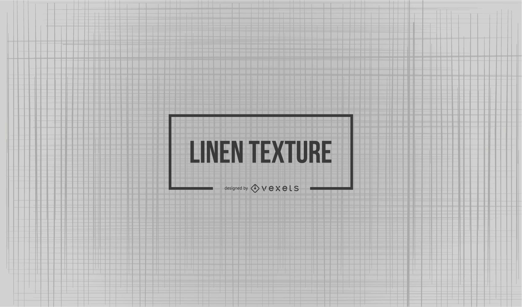 Gray linen texture