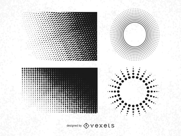 Halftone Effects