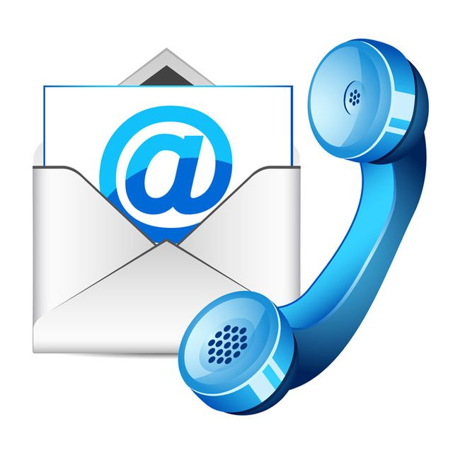 Contact Icon: Vector Download