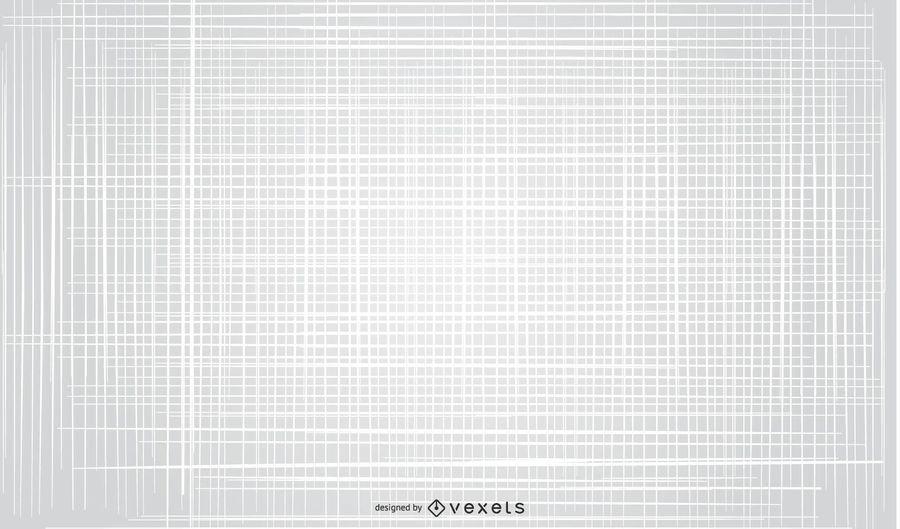 Textura de linho branco