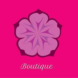 Logotipo da flor de loto