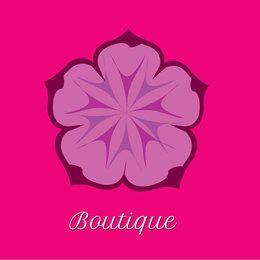 Logotipo de Loto Flor