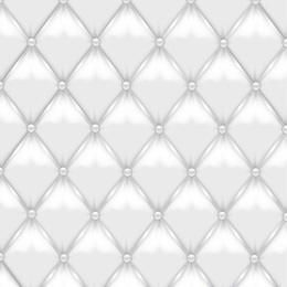Fondo de tapicería blanca