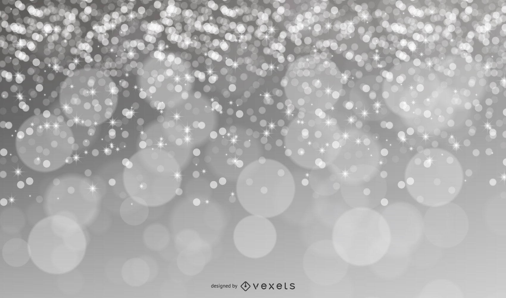 Shiny bokeh lights Background