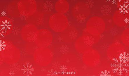 Conjunto de fondo de navidad