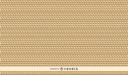 Textura de cuerda sin costuras