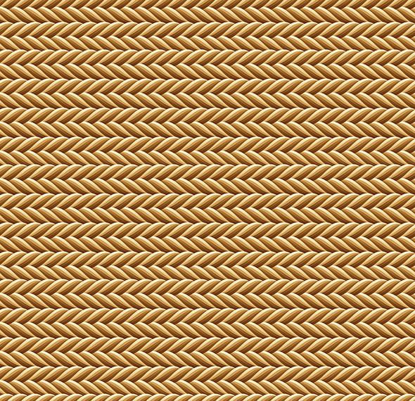 Seamless Rope Texture Vector Download