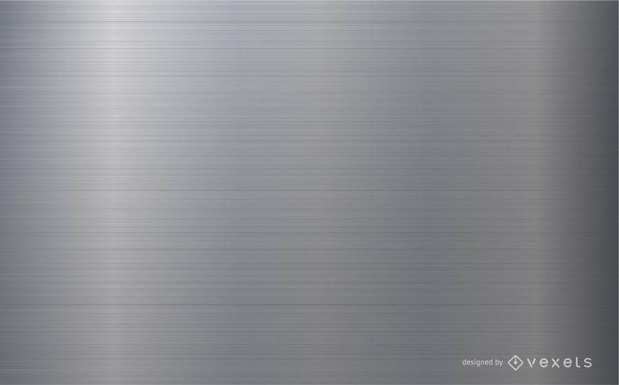 Textura de aluminio cepillado