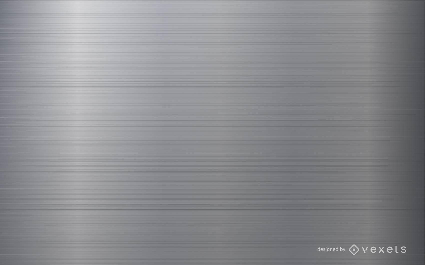 Textura de Alumínio Escovado