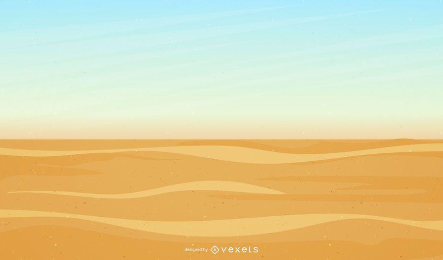 Fondo de arena