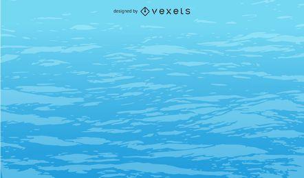 Reflexos de água