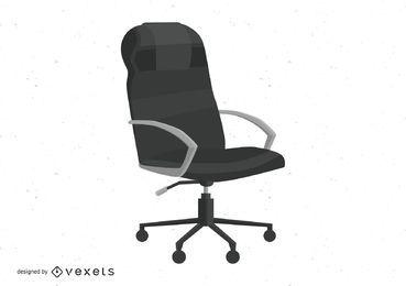 Vektor-Stuhl