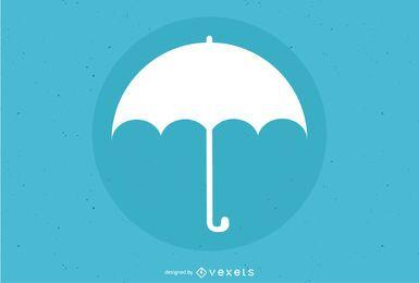 Regenschirm-Ikone