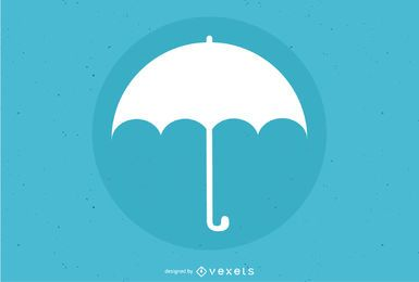 Regenschirm-Symbol