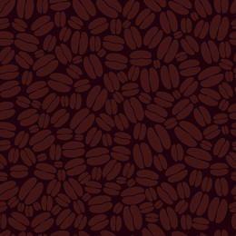 Fondo de café sin costura