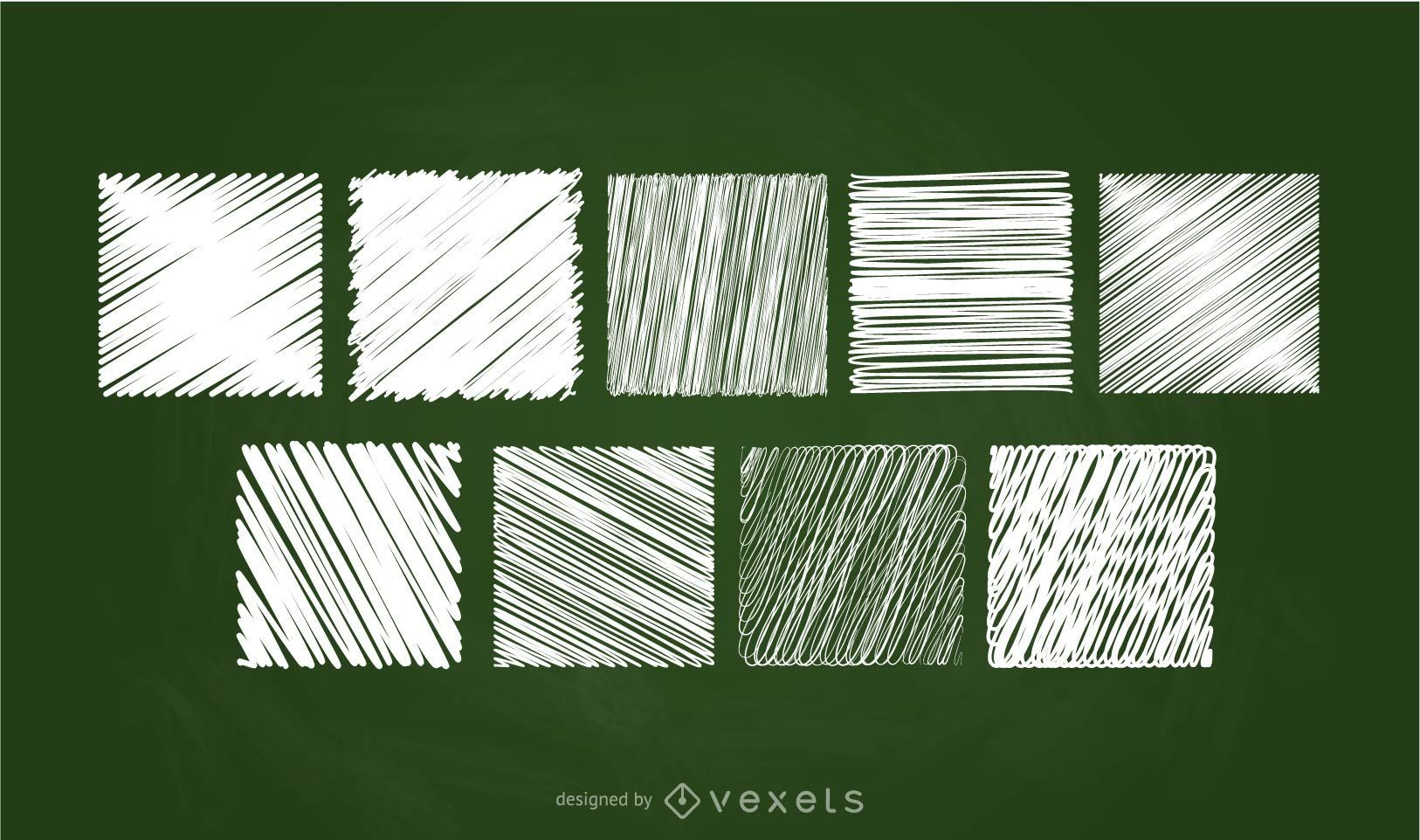 Chalk Text Style