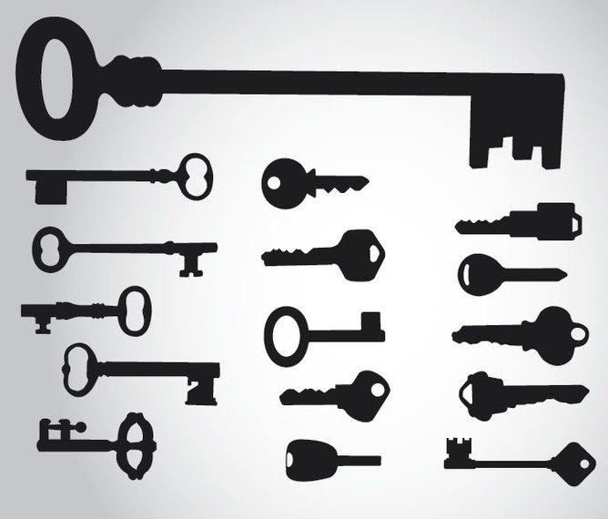 16 Key Silhouettes