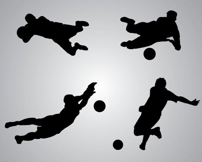 Goal Keeper Saving Goals