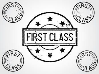 Selos de Primeira Classe