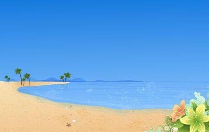 Praia Wallpaper Verão