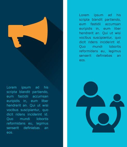 Business Infographic Brochure