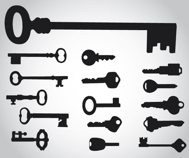 Siluetas clave
