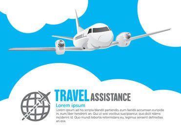 Viagem de avião