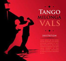 Cartaz do tango