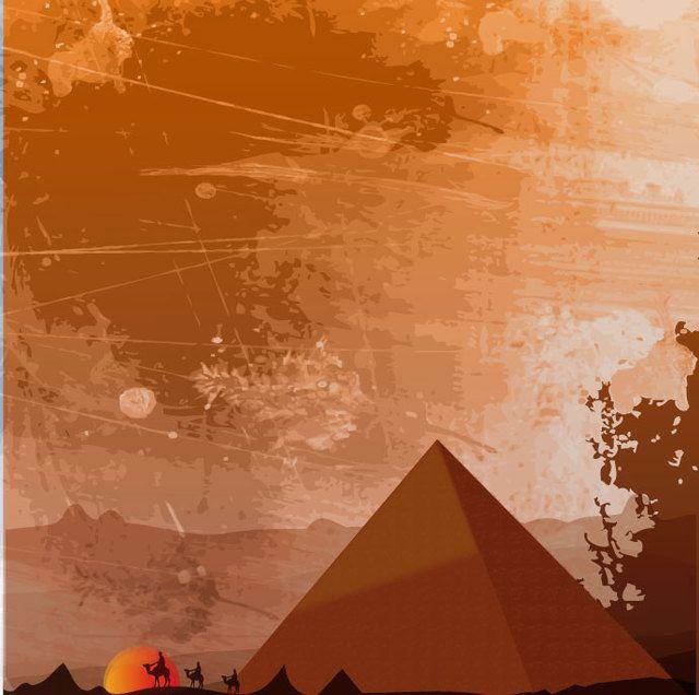 Antecedentes de la herencia egipcia