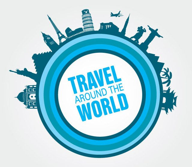 Travel Monuments Circle
