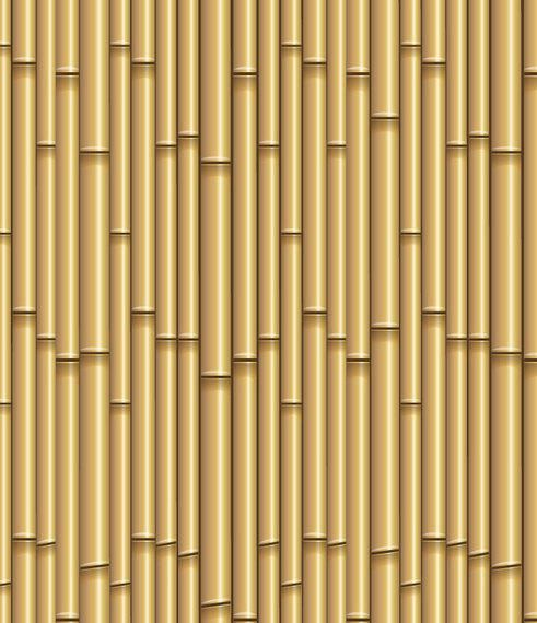 Seamless Bamboo Pattern Vector Download
