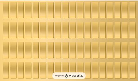 Gold Bars Texture