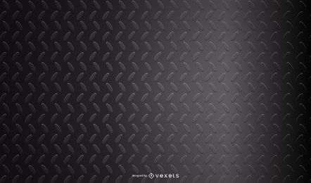 Textura geométrica de metal