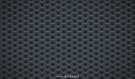 Textura de valla de metal
