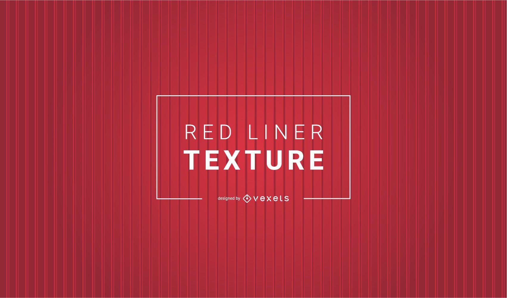 Textura del trazador de líneas rojo AI