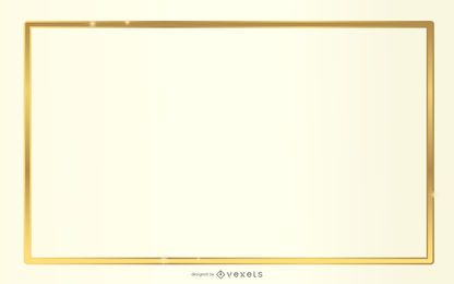 Golden White Background PSD