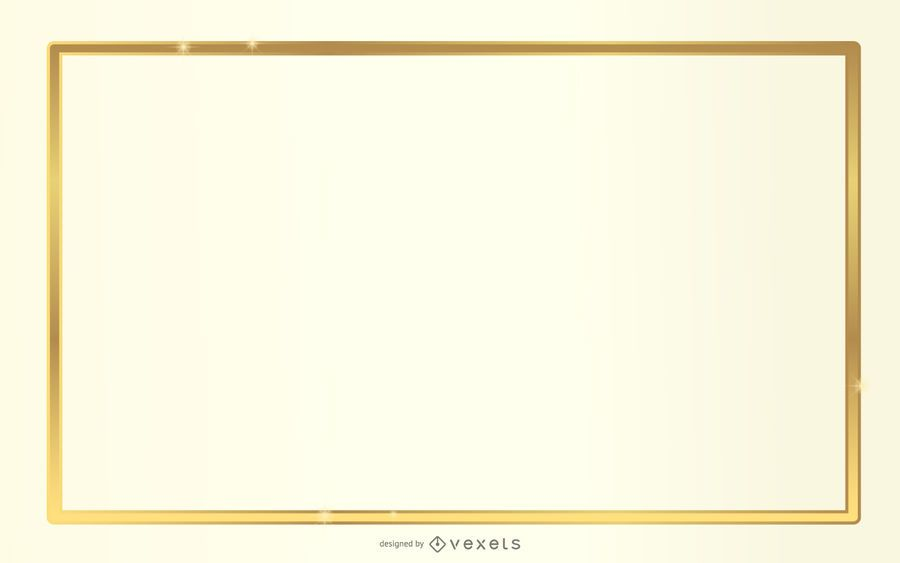 Golden White Background PSD