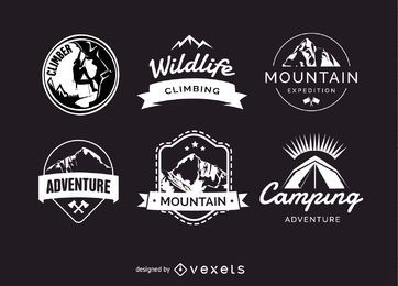 Insignias de camping