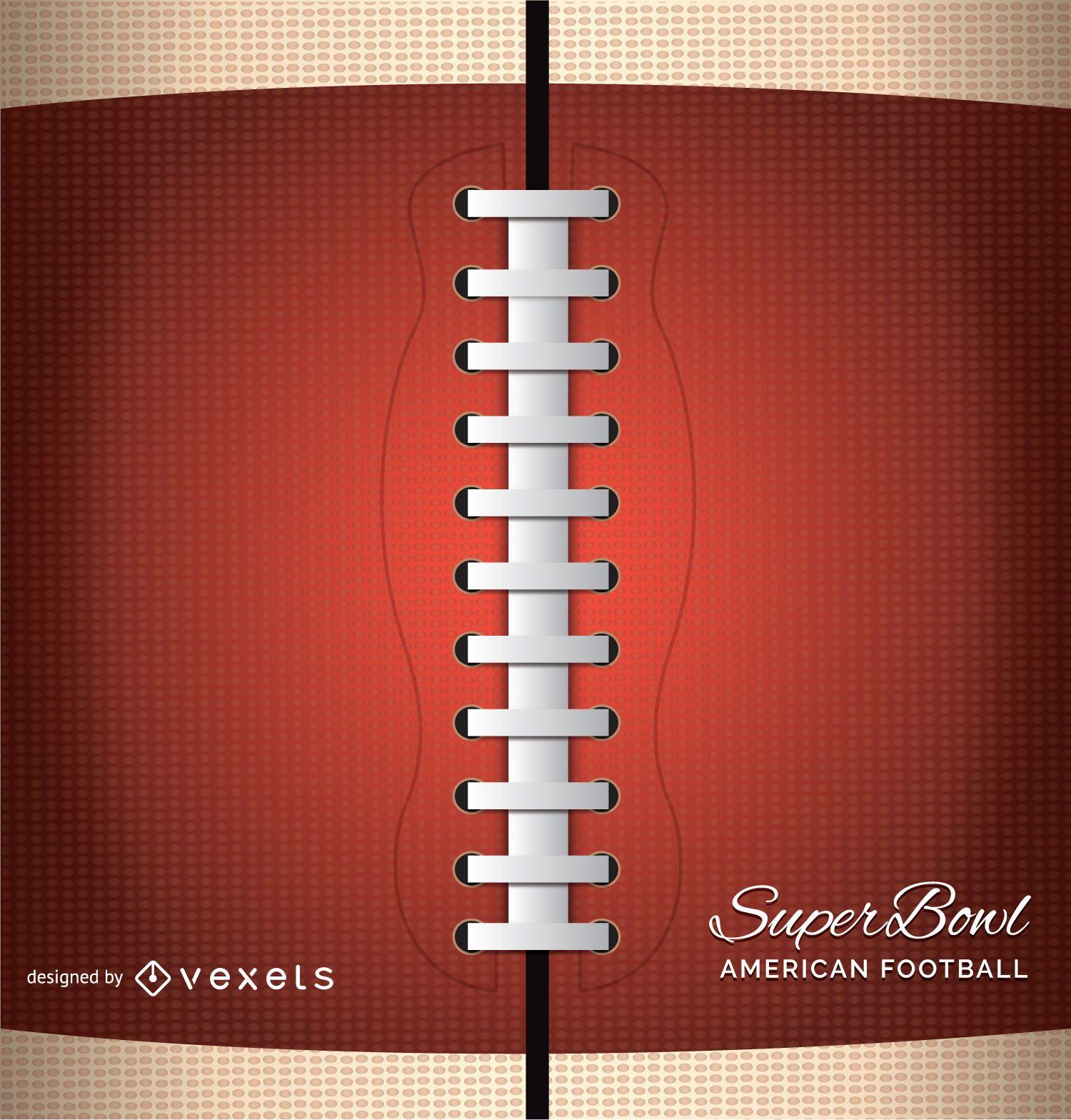 Fútbol americano de cerca