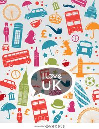 Me encanta la composición del Reino Unido