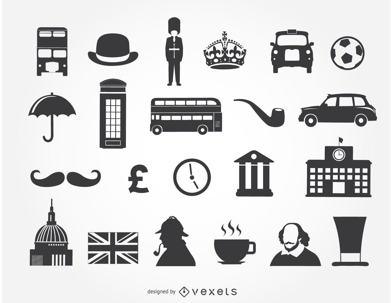 22 United kingdom icons