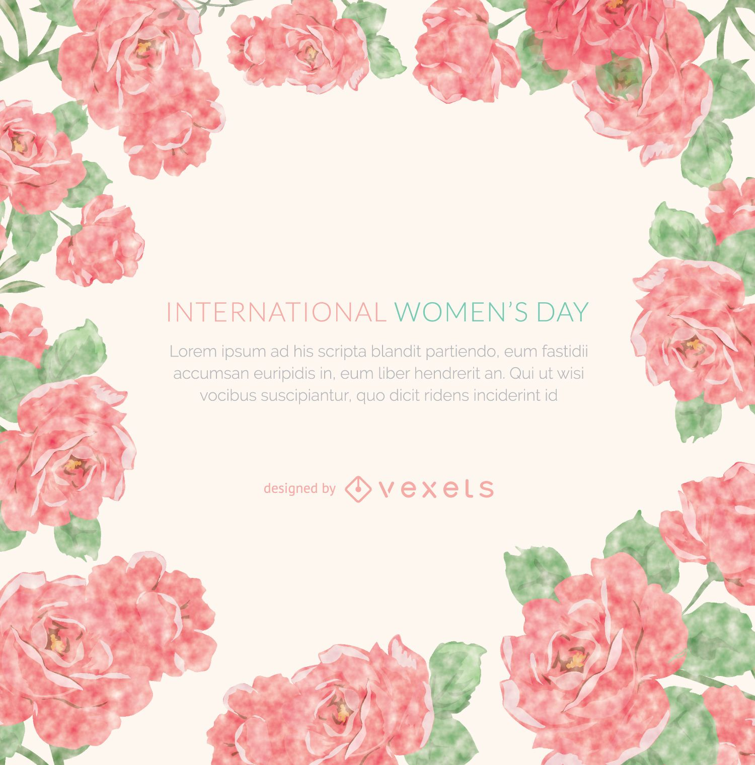 Quadro do Dia da Mulher