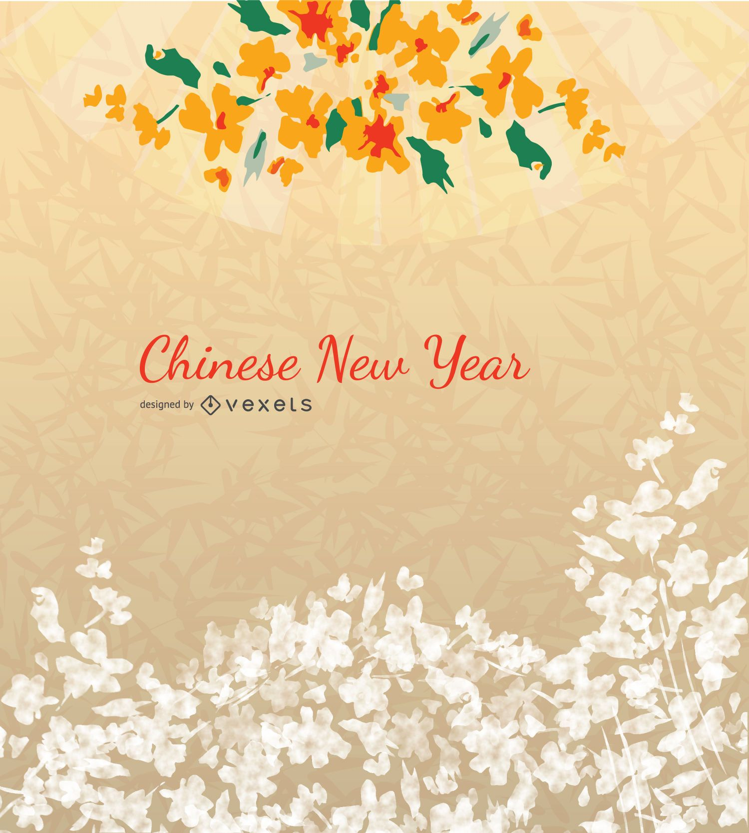 chinese new year background vector download chinese new year background vector